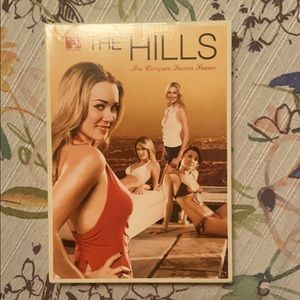The Hills The Complete Second Season